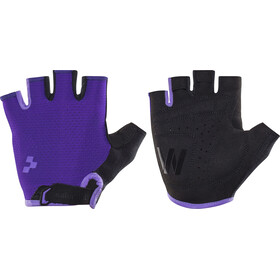 Cube Natural Fit WLS Kurzfinger Handschuhe violet'n'purple